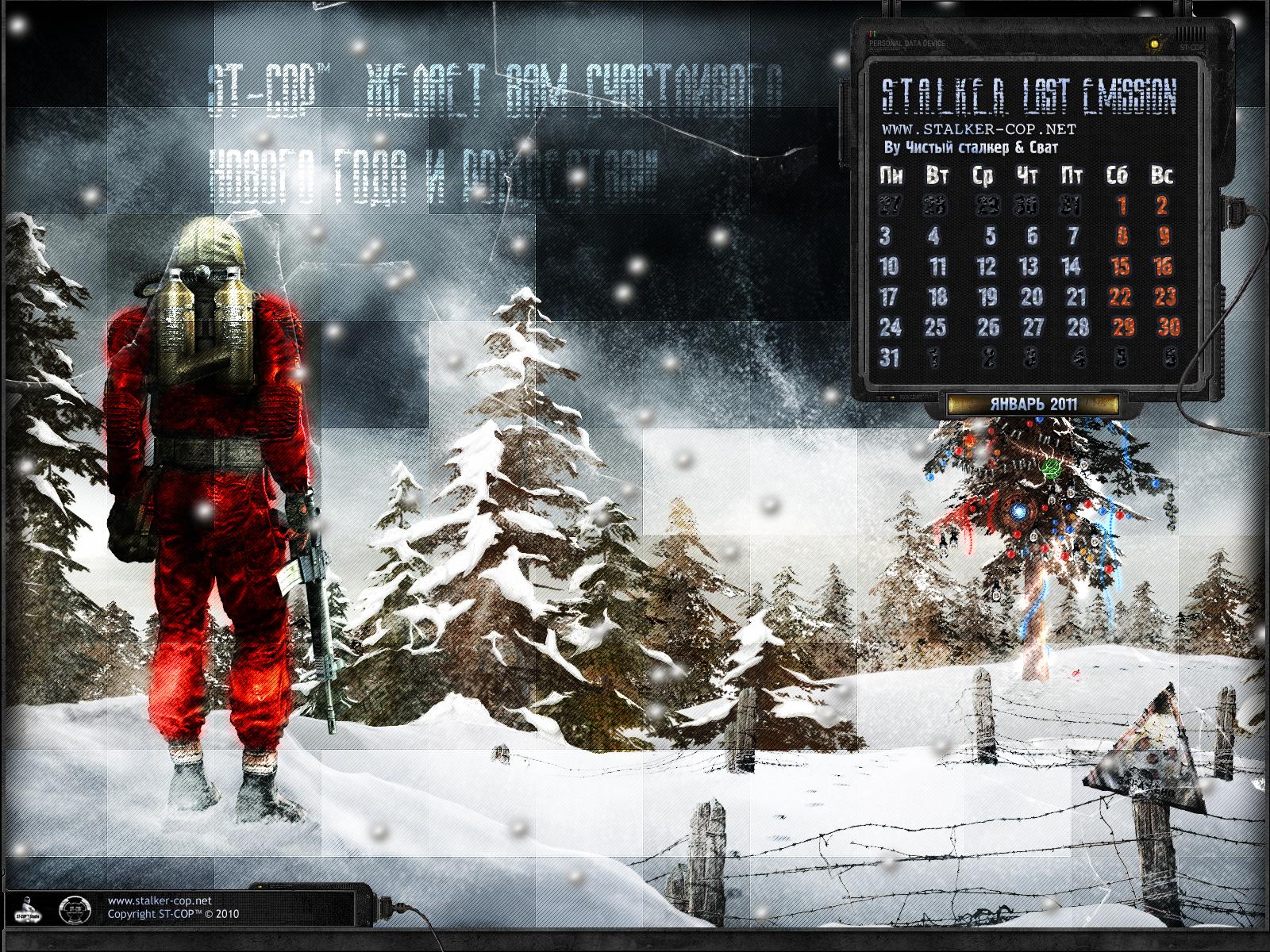 С Новым годом и Рождеством Христовым! - Страница 2 Janvar_2011